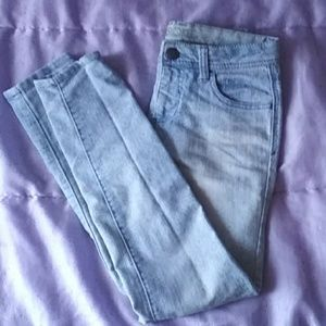 Girl's Patterned Jeans - Cherokee, Size 14